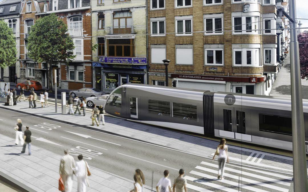 On craint des retards pour le tram à cause du déplacement de câbles et de canalisations