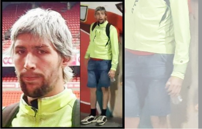 Un homme de 31 ans a disparu après être passé près du Standard