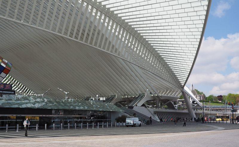 LA SNCB souhaite faire classer la gare des Guillemins