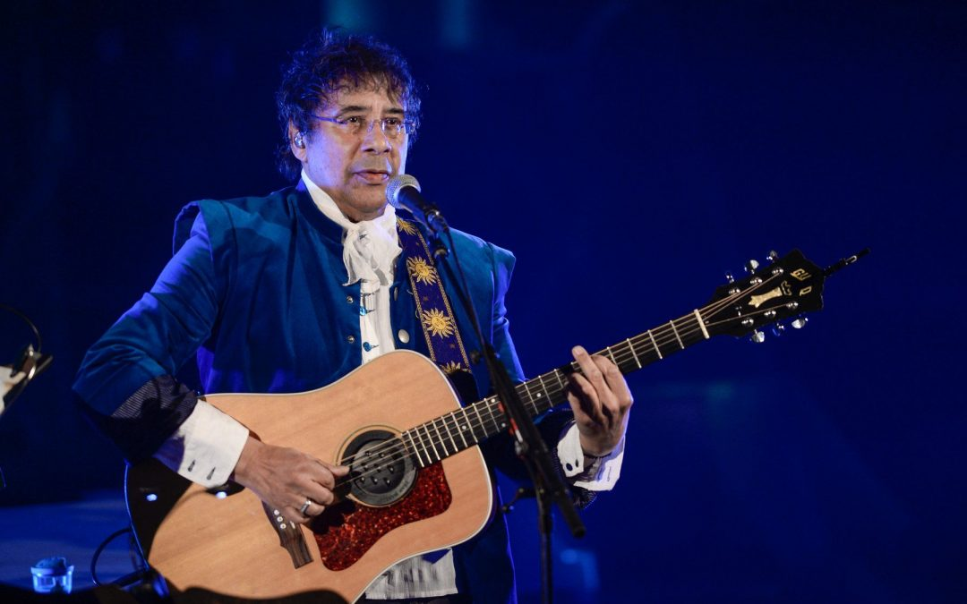 Laurent Voulzy en concert à l'église Saint-Jacques