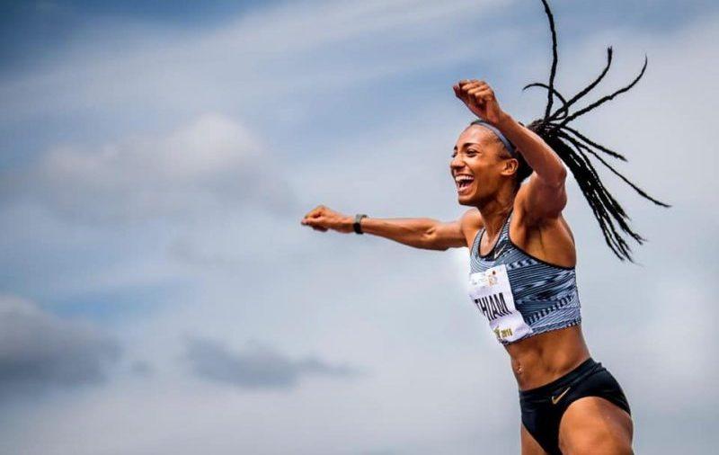 La championne Nafissatou Thiam diplômée de l'ULiège: maintenant c'est 99% athlétisme