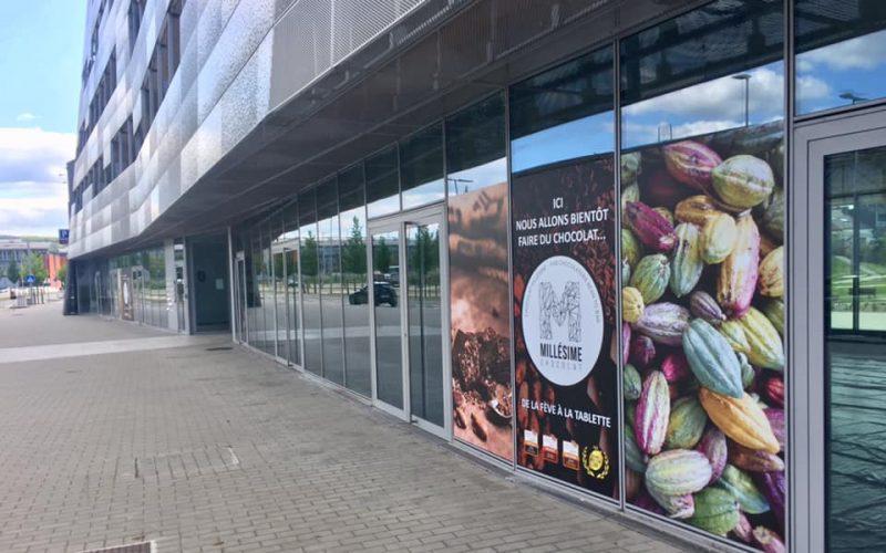Millésime Chocolat a définitivement quitté Liège pour la ville de Seraing
