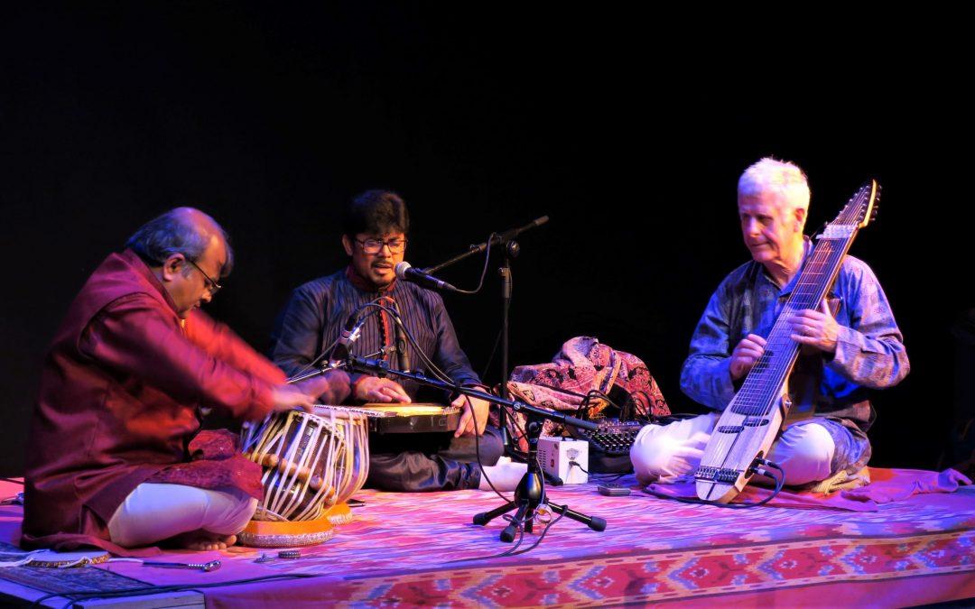 Agenda ► Subhankar Chatterjee, Daniel Schell et Sandip Banerjee