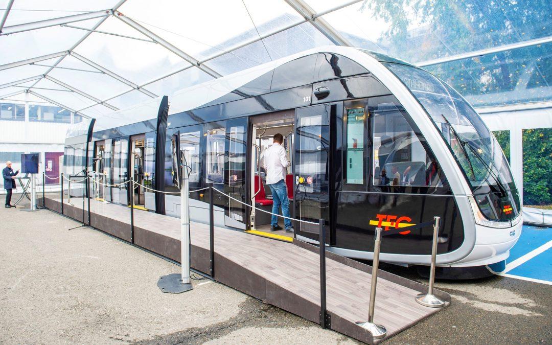 Chantier du tram: des travaux sur la place Coronmeuse dès ce lundi 27 janvier