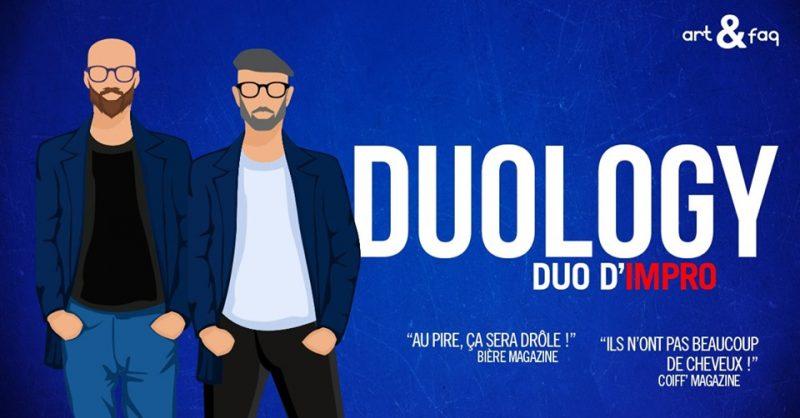 Agenda ► Duology  – Duo d'impro