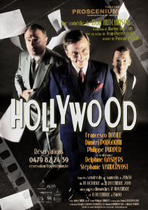 Agenda ► Hollywood au Théâtre Proscenium