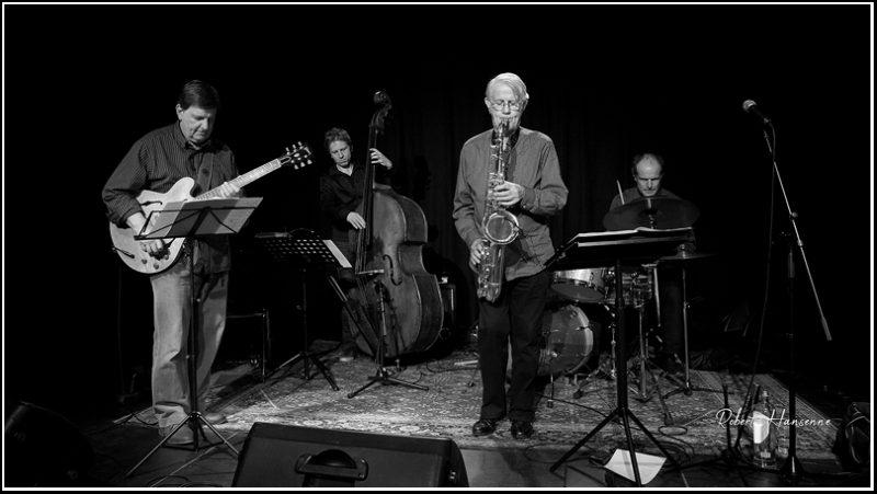 Agenda ► Robert Jeanne Quartet feat. Steve Houben et Pascal Mohy