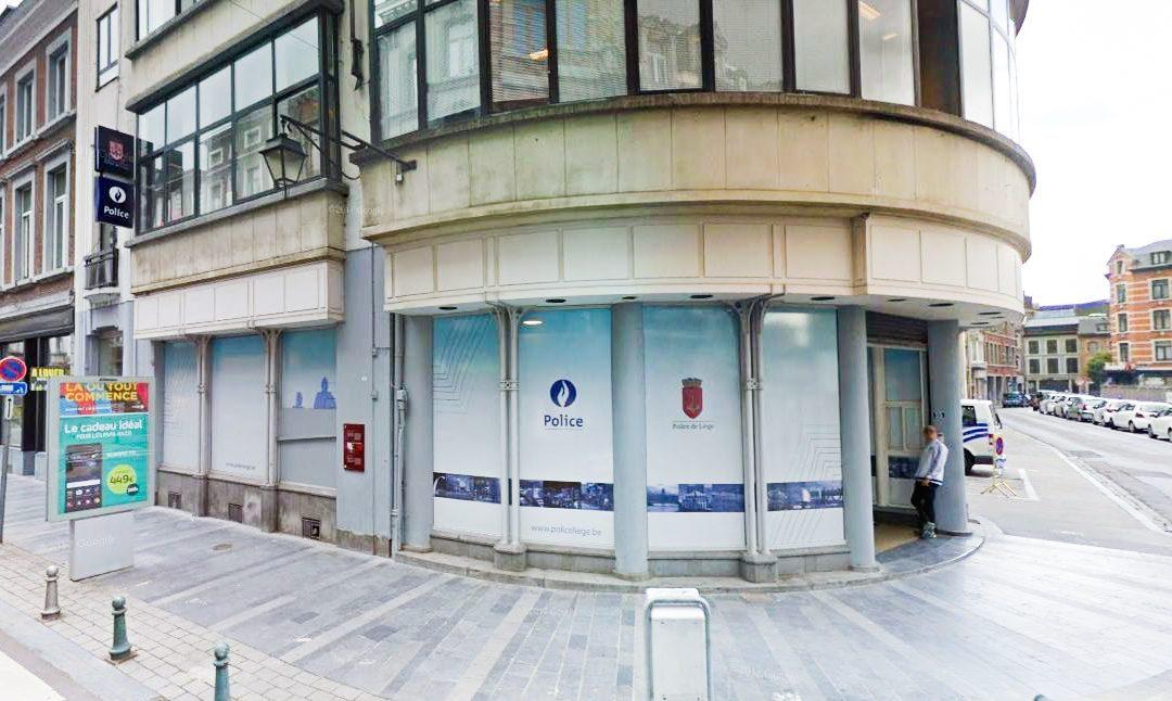 20 policiers testés positifs au Covid dans le commissariat Wallonie Liège-Centre : une septantaine sont écartés