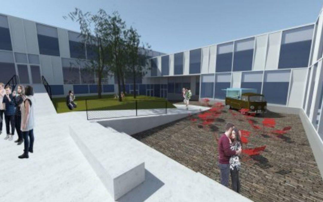 Nouveau projet immobilier à Cathédrale Nord entre les rues Souverain-Pont et de la Madeleine