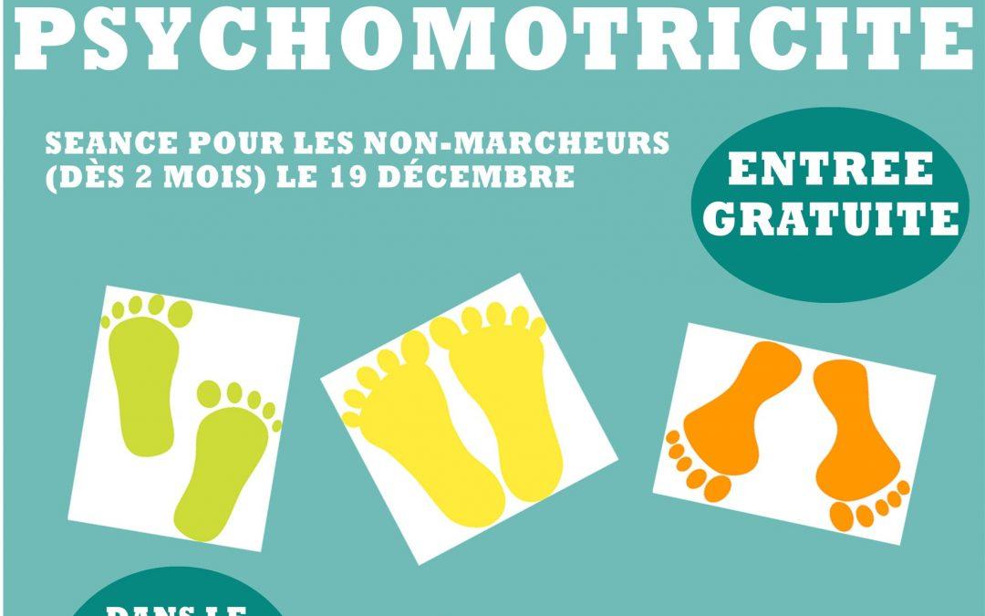 Agenda ► Atelier psychomotricité (pour bébés non-marcheurs dès 2 mois)