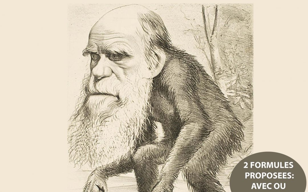 Agenda ► Exposition: « DARWIN » –  « TOUS CROYANTS »