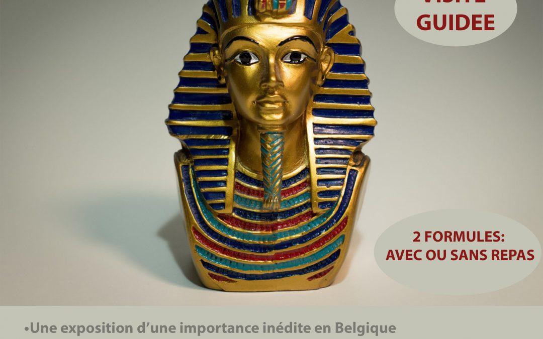Agenda ► Exposition « TOUTANKHAMON »