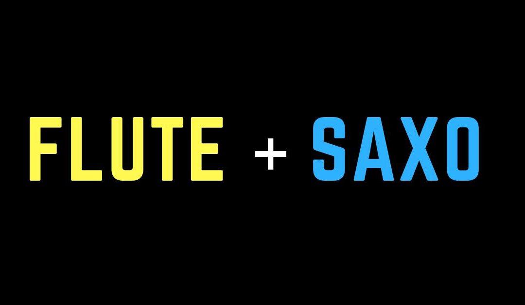 Agenda ► Carte blanche au CRLg : flûte + saxophone