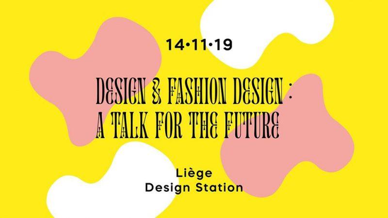 Agenda ► Design & Fashion Design : a talk for the future