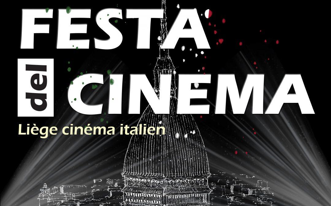 Agenda ► FESTA DEL CINEMA! LIEGE CINEMA ITALIEN