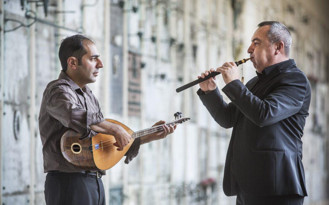 Agenda ► Musiques du monde : Arménie   Turquie   Iran