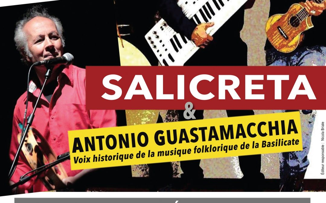 Agenda ► Salicreta & Antonio Guastamacchia