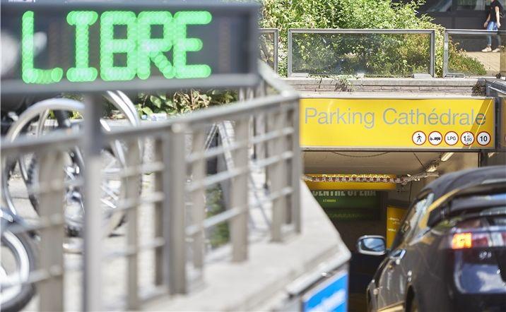 Les parkings MyPark repris par la société française Effia