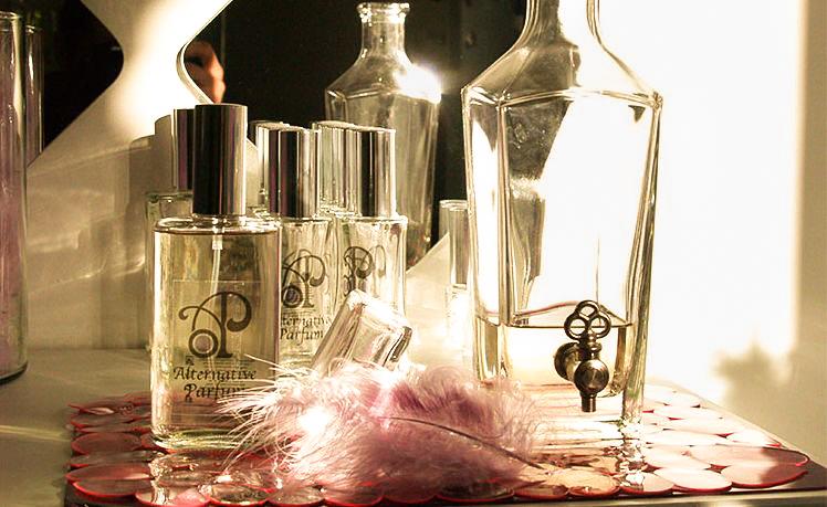 Une nouvelle boutique vend des  parfums en vrac ressemblant à ceux ds grandes marques