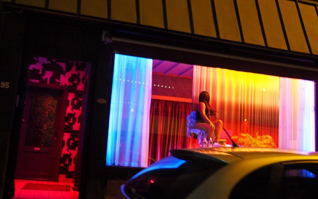 Salons de prostitution de la rue Varin: bientôt la fin ?