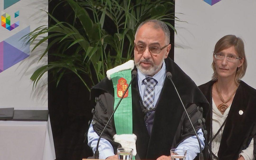 Hassan Jarfi reçoit un nouveaux prix pour son combat contre les discriminations