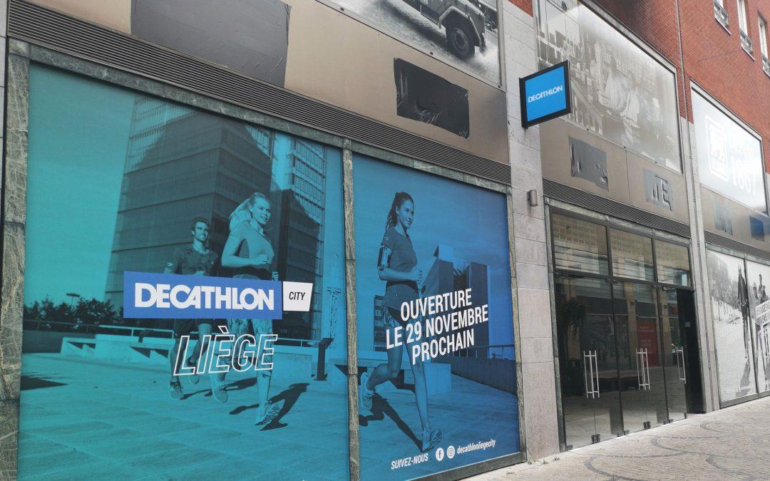 Le nouveau Decathlon du centre-ville ouvre ce vendredi