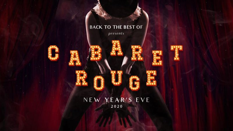 Agenda ► Back to the best of – New Year 2020 – Cabaret ROUGE