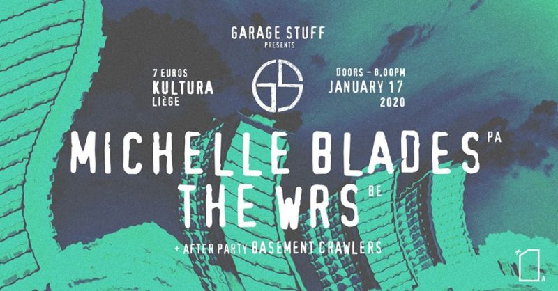 Agenda ► Michelle Blades(pa) + The WRS(be)