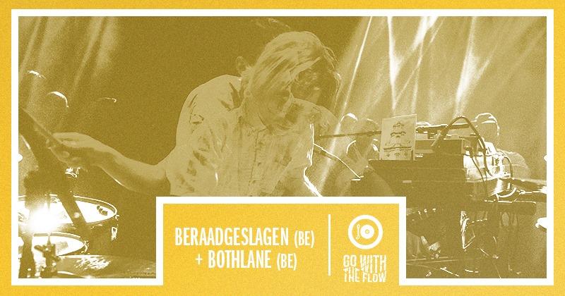 Agenda ► BeraadGeslagen, Bothlane & M I M I (dj set)