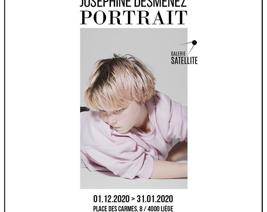 Agenda ► Joséphine DESMENEZ – PORTRAIT