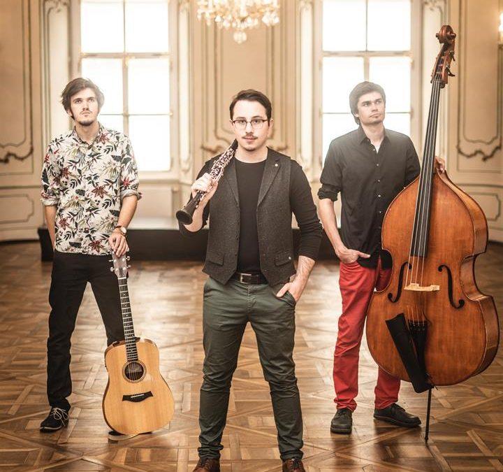 Agenda ► Moritz Weiß Klezmer Trio – Klezmzer/Jazz
