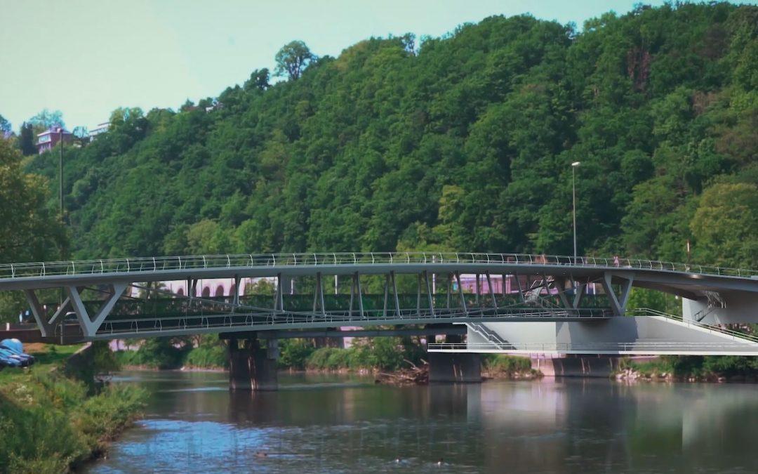 Gros imprévu: la construction du pont de Tilff va prendre du retard