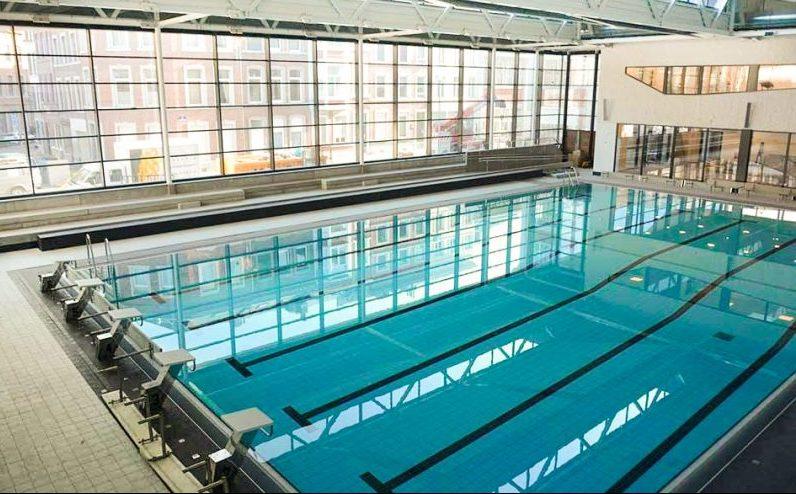 Ouverture officielle de la nouvelle piscine de Jonfosse le 18 janvier après trois ans de travaux