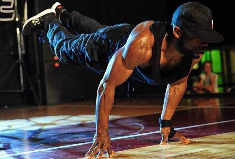 Dixième édition du concours mondial de breakdance à la Caserne Fonck