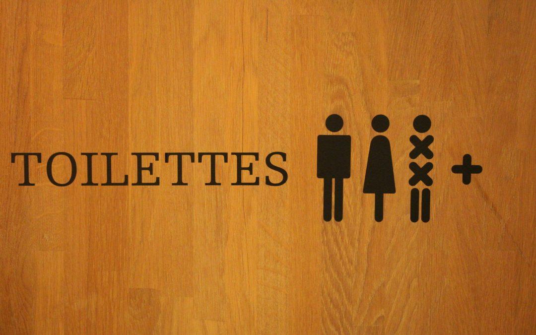 Fini les toilettes séparées hommes-femmes au Théâtre de Liège