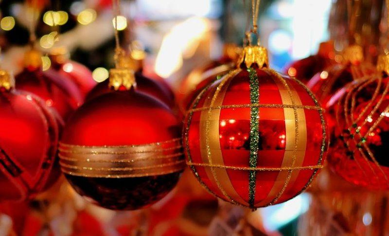 Venez échanger les boules de votre sapin au Marché de Noël des Vennes