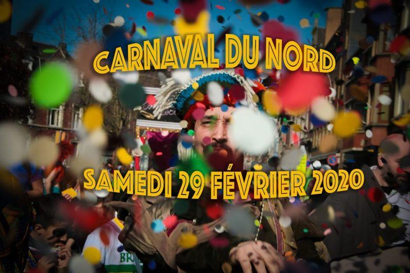 Agenda ► Carnaval du Nord 2020
