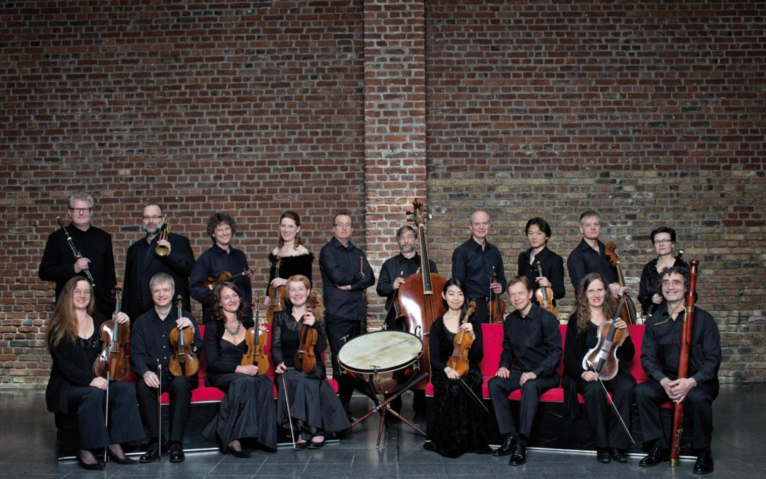 Agenda ► Musiques anciennes : Bach et la Bohême