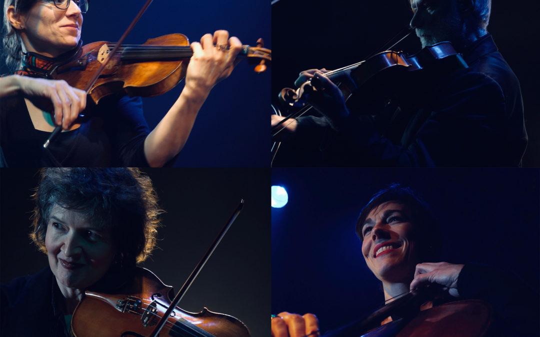Agenda ► Héliotrope Quartet