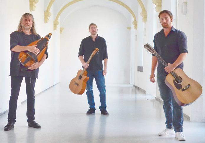 Agenda ► Les Voisins Trio (B) chansons françaises/folk