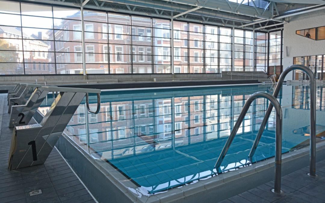 La piscine de Jonfosse gratuite ces 18 et 19 janvier à l'occasion de son inauguration