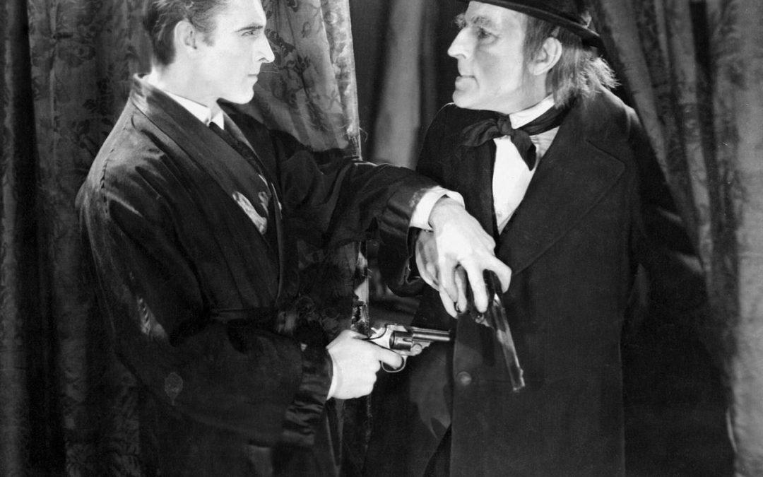 Agenda ► Orgue : Ciné-concert / Sherlock Holmes contre Moriarty