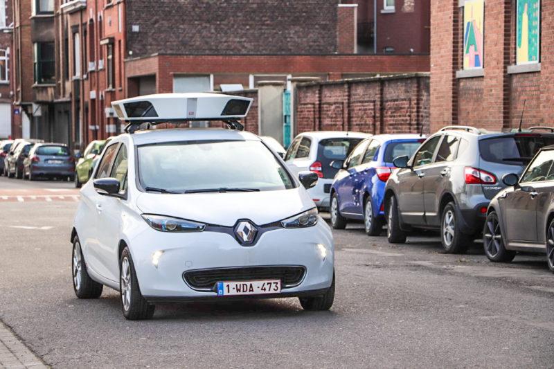 Les scan-cars de la police de Liège circulent à nouveau