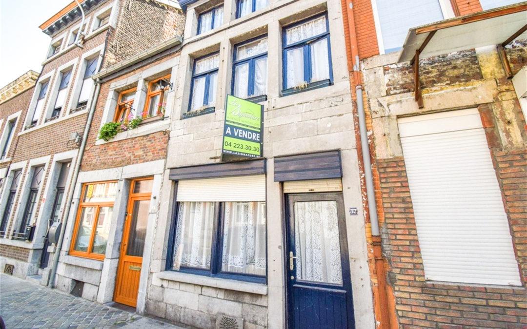 Immobilier: le prix moyen des maisons augmente de 7000€ en province de Liège