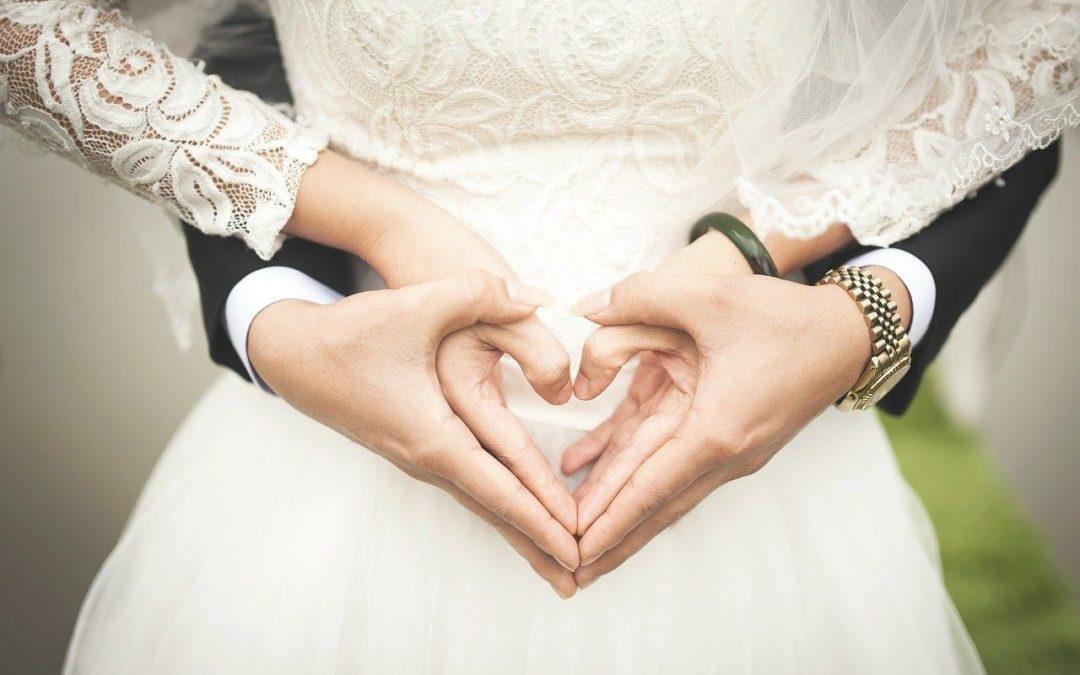 Renouvellements de vœux de mariage pour la Saint-Valentin