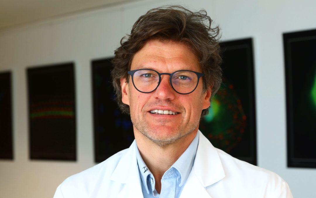 Un prix d'1 million d'euros pour les recherches du neurologue liégeois Steven Laureys