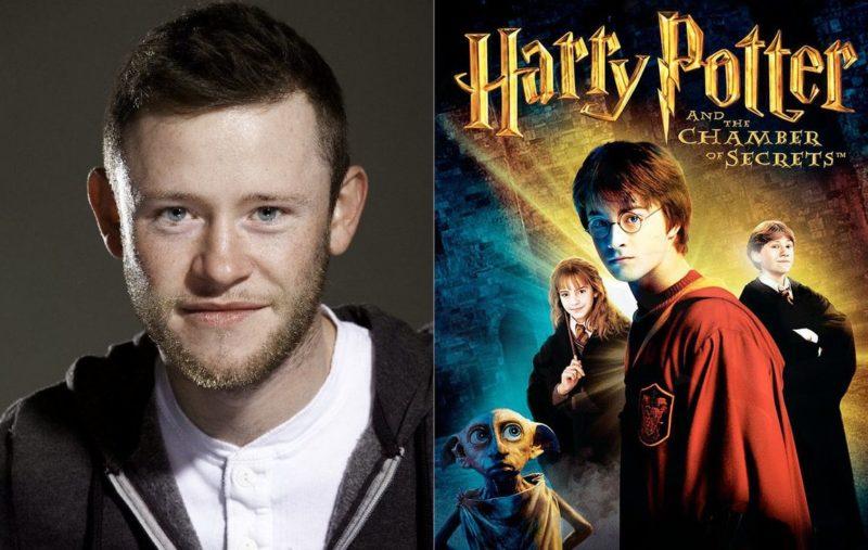 L'acteur Devon Murray de la saga Harry Potter en dédicace à Liège