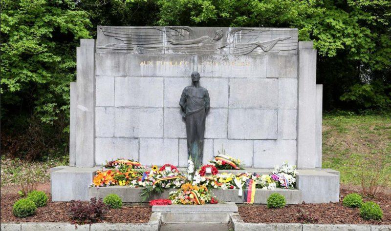Le voleur de la statue d'hommage aux anciens combattants à la Chartreuse condamné à un peu plus de 3 ans de prison