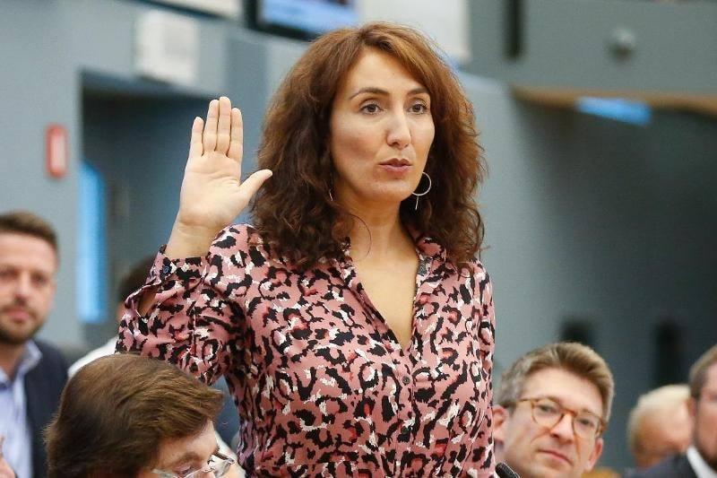 Faute de chevalières, Christie Morreale refuse de recevoir la décoration de chevalier de l'Ordre de Léopold