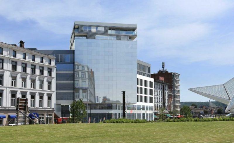 Le Liège Office Center se finalise aux Guillemins: voici les entreprises qui s'y installent